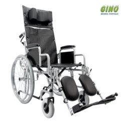 Cadeira de Rodas Série Europa Paris reclinável